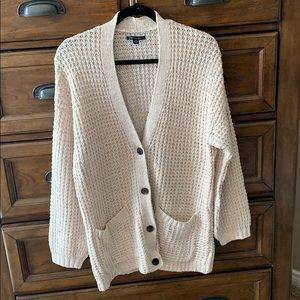 NWOT American Eagle loose fit cardigan..Large.